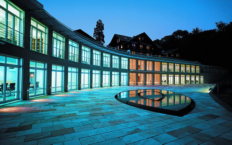 Videoüberwachung für das Zurich Development Center - Bild aussen
