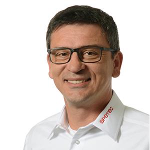 Adrian Sypek, Projektleiter bei Spetec