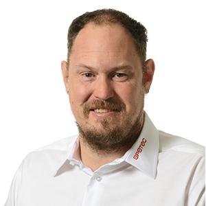 Andreas Kenk, Systemtechniker Gebäudeautomation bei Spetec
