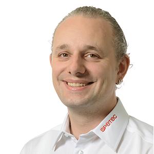 Andreas Stäubli, Systemtechniker Sicherheit bei Spetec