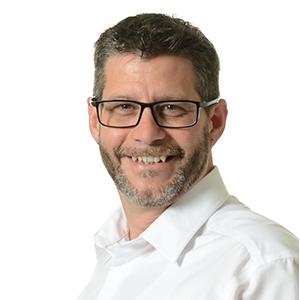 Daniel Wiesmann, Geschäftsführer bei Spetec