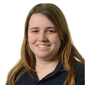 Manuela Thut, Systemtechnikerin Sicherheit bei Spetec