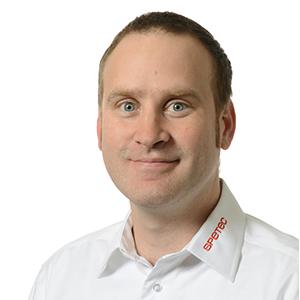 Martin Breitenstein, Projektleiter Gebäudeautomation bei Spetec