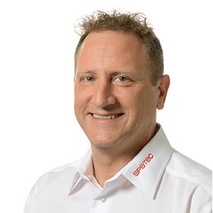 Rolf Lustenberger, Projektleiter Sicherheit bei Spetec