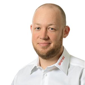 Patrick Signer, Systemtechniker Gebäudeautomation bei Spetec