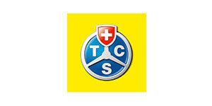 Referenz Videoüberwachung für das TCS Mobilitätszentrum - Logo