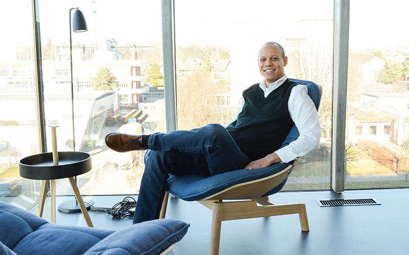Alex Stoop, Geschäftsführer Spetec im Interview