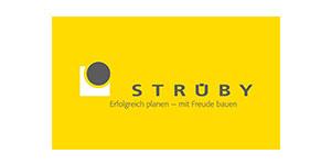Referenz: Oberhalten Strüby, Smart Home, Logo Strüby