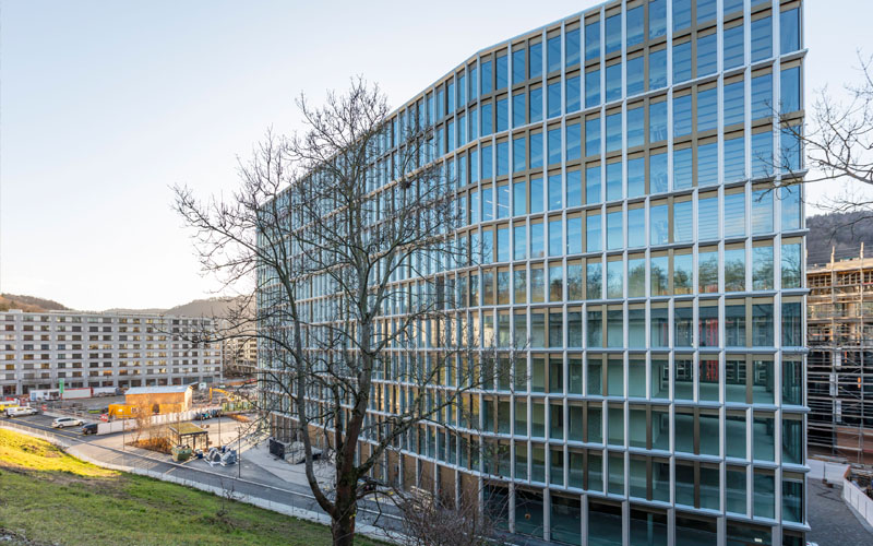 Gebäudeautomation im Greencity: Ein Bericht im eco2friendly