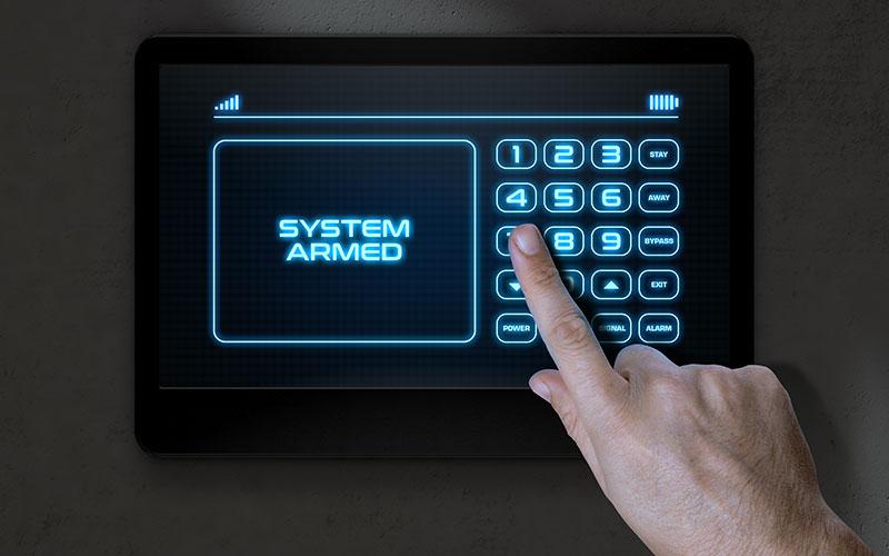 Einbruchschutzsysteme