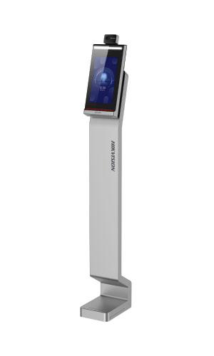 Fieber-Screening und Gesichtserkennung mit Terminal