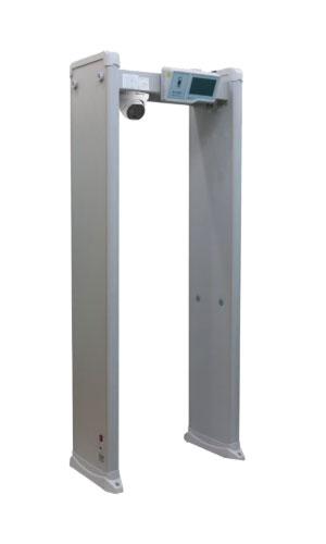 Multizonen Metalldetektor