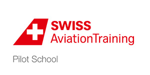 Videoüberwachung für das Swiss Aviation Training Center - Logo