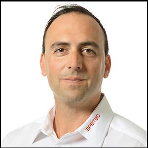 André Wespi, Systemtechniker Videoüberwachungsanlagen, Spetec AG