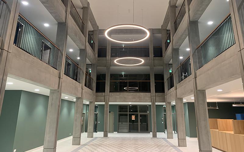Gebäudeautomation MSRL für die Zentrale-Stadtverwaltung Sechtbach Referenz