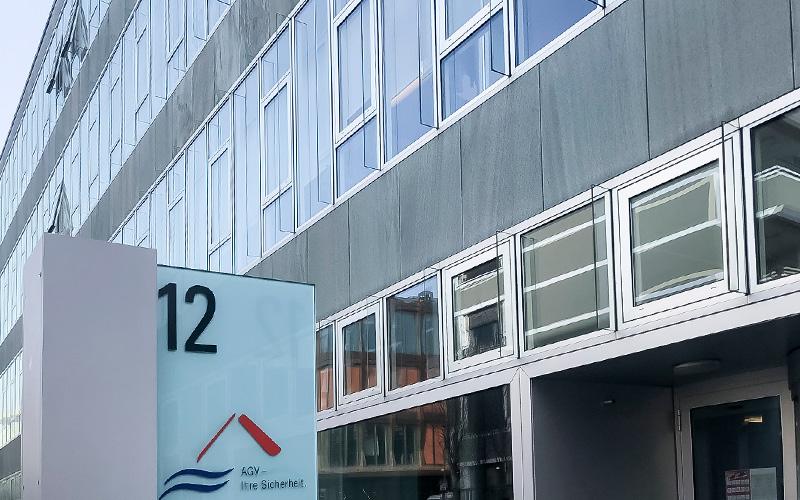 Aargauische Gebäudeversicherung Referenz Gebäudeautomation MSRL