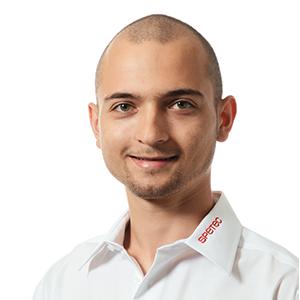 Csongor Erdei-Griff - Systemingenieur Gebäudeautomation